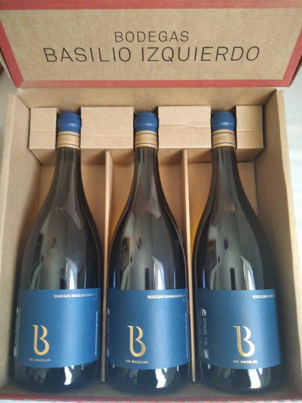 B de Basilio Blanco Estuche